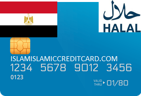 EGYPT ISLAMIC CREDIT CARD