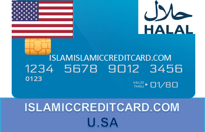 USA ISLAMIC CREDIT CARD
